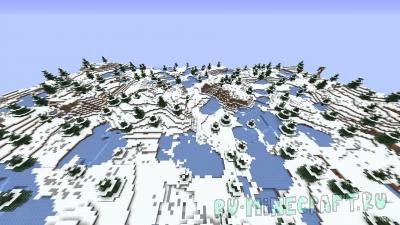 Polarizing Biomes - новые зимние биомы [1.15.1] [1.14.4]