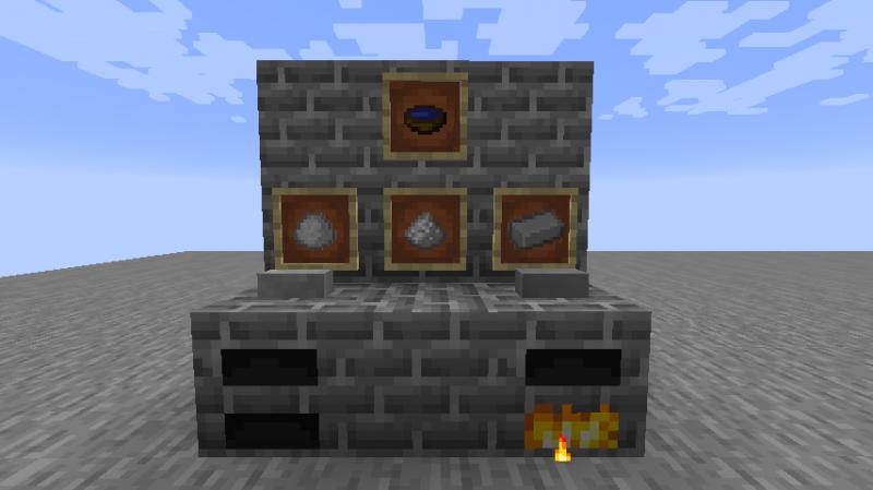 Ash Clay - делаем глину из пепла [1.16.1] [1.15.2]