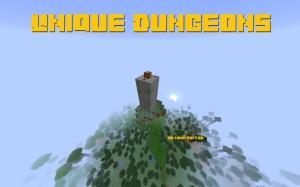 Unique Dungeons - новые данжи [1.15.2] [1.14.4] [1.12.2]