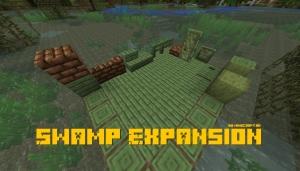 Swamp Expansion - увеличение количества предметов с болот [1.15.2] [1.14.4]