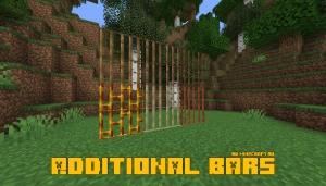 Additional Bars - новые решетки [1.17.1] [1.16.5] [1.15.2]