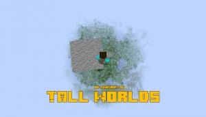 Tall Worlds - высокие миры [1.15.1]