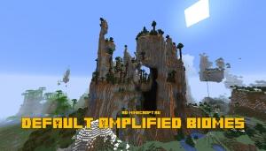 Default Amplified Biomes - изменённые дефолтные биомы [1.15.2] [1.14.4]