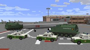 Automobilwerke Schwikau VEB - военная техника для симулятора транспорта [1.12.2]