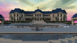 French Mansion - французское поместье [1.15.2]