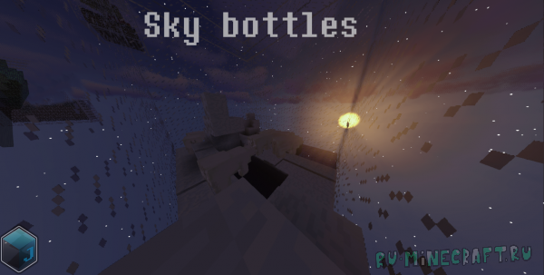 Sky Bottles - SkyBlock Survival [1.13.2] [MAP]