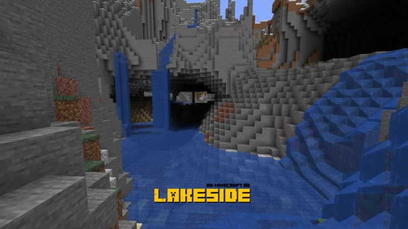Lakeside - новая генерация озер [1.17] [1.16.5] [1.15.2]