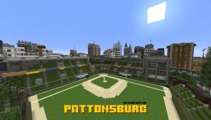 Pattonsburg - небольшой, но насыщенный город [1.15.2] [1.14.4] [1.13.2]