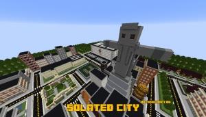 Solated City - город-остров [1.15.2] [1.14.4] [1.13.2]
