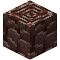 Блок руды, древние обломки