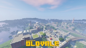 OLDVALE - небольшой город [1.15.2] [1.14.4] [1.13.2] [1.12.2]