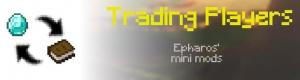 Trading Players - обмен между игроками [1.15.2]