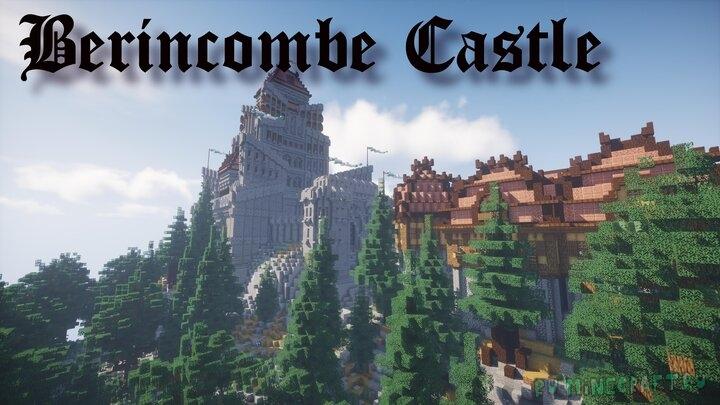 The Berincombe Castle - необычный замок [1.15.2] [1.14.4] [1.13.2]