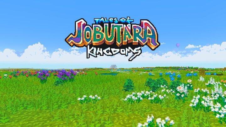 Tales of Jobutara Kingdoms ii SUN ver. - фэнтези текстуры [1.16] [1.15.2] [1.14.4] [32x]
