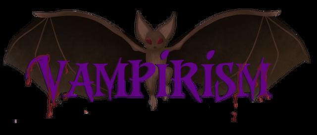 Vampirism - вампиризм [1.16.4] [1.15.2] [1.14.4] [1.12.2] [1.11.2] [1.7.10]