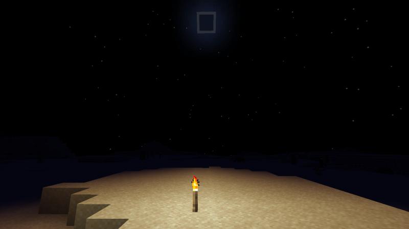 True Darkness - настоящая темнота ночью [1.16.2] [1.15.2] [1.14.4]