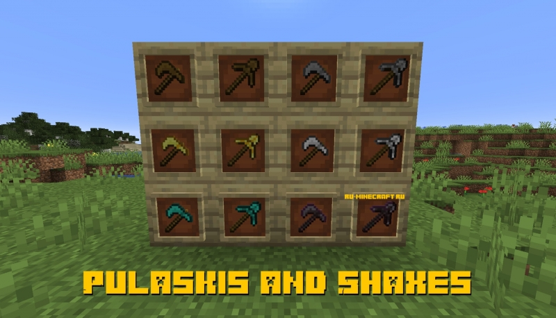 Pulaskis and Shaxes [1.16]