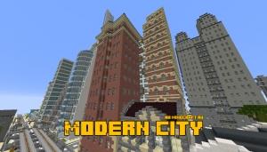 Modern City - любительский город [1.15.2] [1.14.4] [1.13.2]