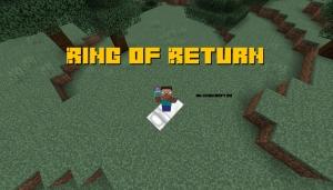 Ring of Return - кольцо возвращения [1.16.5] [1.15.2]