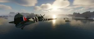 Spitfire Pack - Спитфайр, истребитель второй мировой войны [1.12.2]