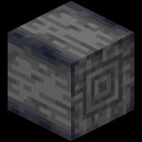 Блок полированного базальта
