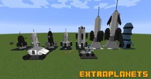 ExtraPlanets - Аддон для Galacticraft [1.12.2] [1.11.2] [1.10.2] [1.8.9] [1.7.10]