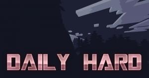 Daily Hard - довольно хардкорная сборка с квестами [1.12.2]