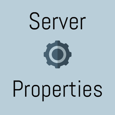 Server.Properties for LAN - сервер пропертис для игры по сети [1.12.2] [1.11.2] [1.10.2] [1.7.10]