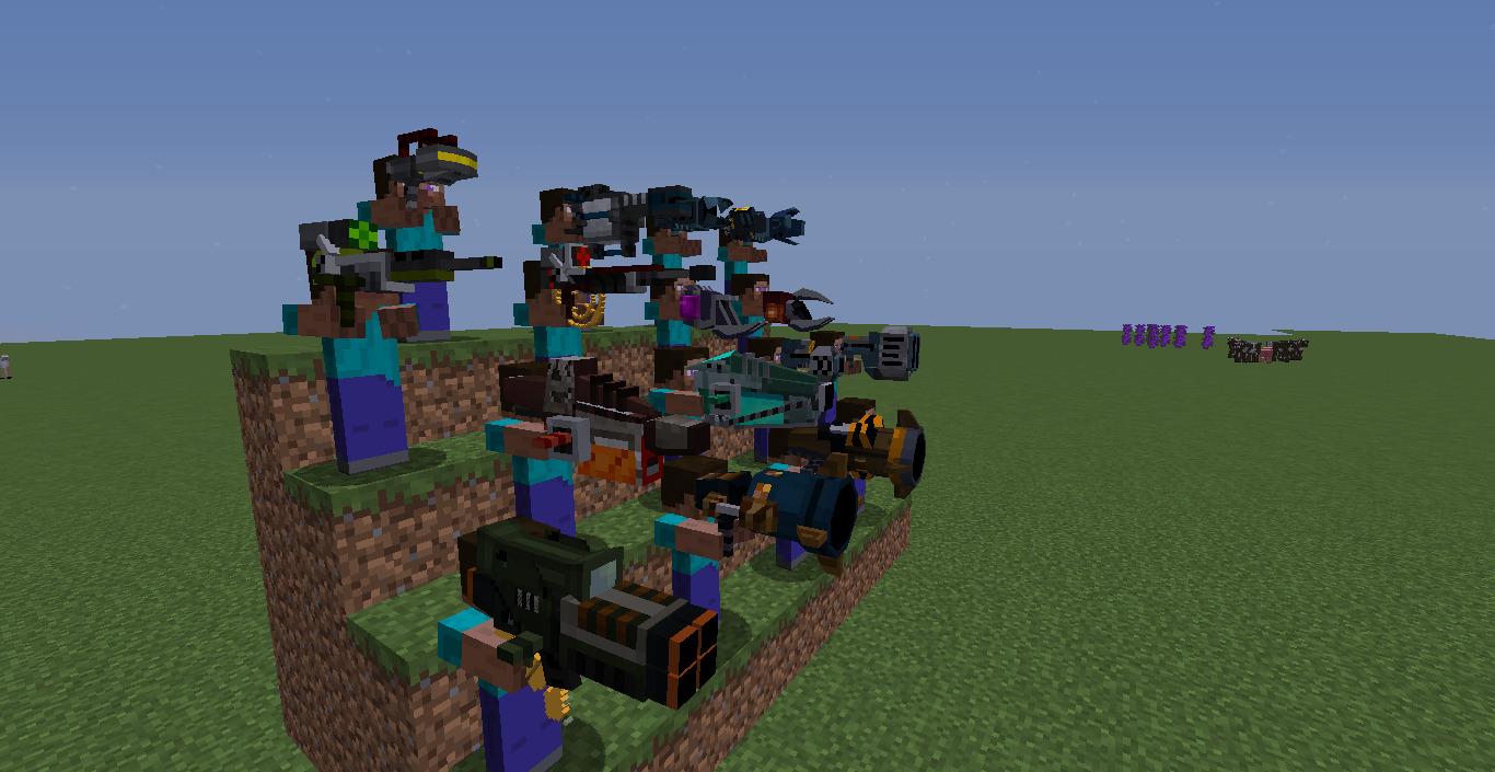 Мод на майнкрафт версия 1.11 2 на эгза скелет