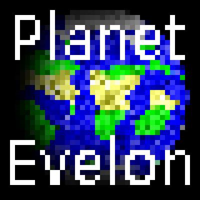 Planet Evelon - декор, инструмент, сундуки [1.16.1] [1.15.2]