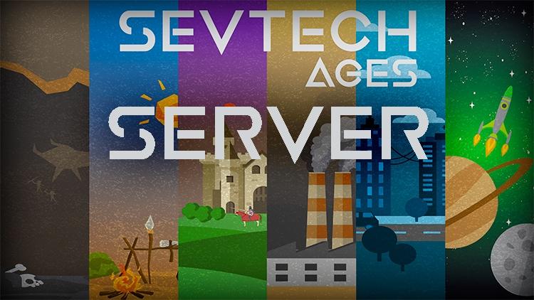 Создание сервера по Server SevTech: Ages - гайд инструкция к сборке
