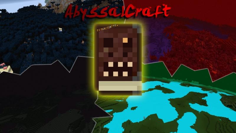 AbyssalCraft - магический мод с измерениями и боссами [1.12.2] [1.11.2] [1.10.2] [1.8.9] [1.7.10]