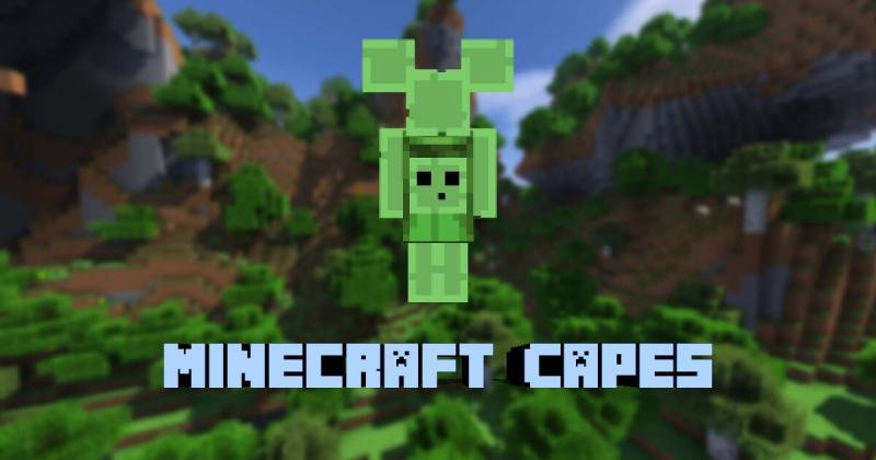 james090500 MinecraftCapes - мод на плащ [1.16.3] [1.15.2] [1.14.4] [1.12.2] [1.11.2] [1.10.2] [1.8.9] [1.7.10]