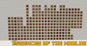 Essences of the Worlds - новые руды, миры и приключения [1.12.2]