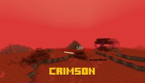 Crimson - красные биомы и магия [1.15.2]