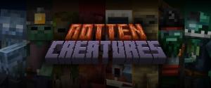 Rotten Creatures - Гнилые существа, новые зомби [1.15.2] [1.14.4]