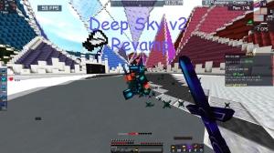 Deep Sky v2 Revamp - PVP текстурпак [1.12.2-1.8.9] [256x]