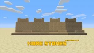 More Stones - больше видов камня [1.14.4]