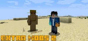 Extra Mobs - новые мобы [1.12.2]