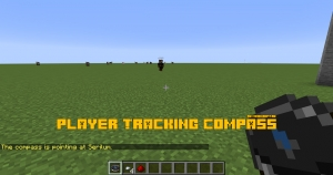 Player Tracking Compass - компас на игрока [1.16.1] [1.15.2] [1.14.4]