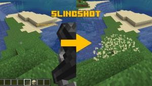 Slingshot - рогатка [1.14.4]