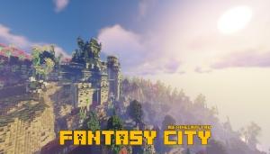Fantasy City - фентези город [1.12.2]