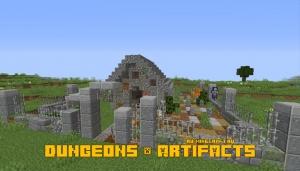 Dungeons & Artifacts - данж и артефакты [1.15.2]