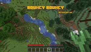 Bouncy Bouncy - сапоги из слайма [1.15.2] [1.14.4]