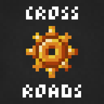 Crossroads MC - техно-механический мод [1.14.4] [1.12.2] [1.11.2] [1.10.2]