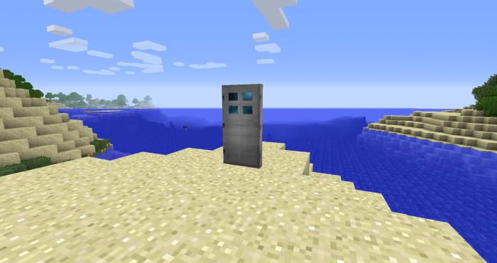 Dimensional Doors - другие миры [1.17.1] [1.12.2] [1.7.10]