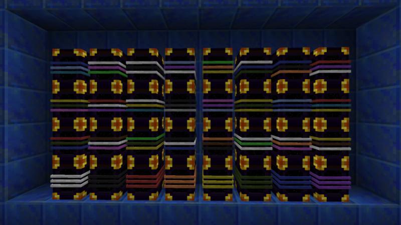 Ender Tanks - транспортировка и хранение воды [1.16.5] [1.15.2] [1.14.4] [1.12.2] [1.11.2] [1.7.10]