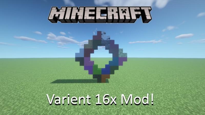 Variant16x - много вариантов блоков [1.16.3] [1.15.2] [1.14.4]