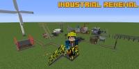 Industrial Renewal - индустриальный мод + декор [1.12.2]