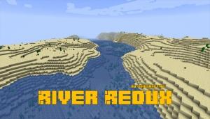 River Redux - новые реки в майнкрафте [1.16] [1.15.2]